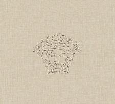 Versace 3 Home Wallpaper 329502 Medusa STRASS Tapete Vliestapete Designtapete