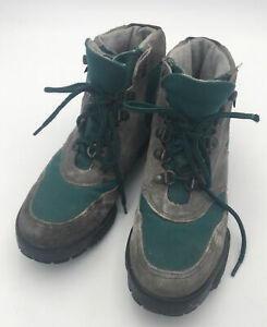 Vintage Danner Women's Size 10 Shoes Cross Hiker Hiking Trail