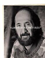 BB49 Richard Libertini head shot with resume stapled to 8 x 10 vintage photo