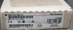 SCHNEIDER ELECTRIC Modicon 140-CPU-534-14 140CPU53414 Fully tested