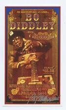 Bo Didley Handbill River Rock Casino Theater Canada 2006 Apr 23 Bob Masse