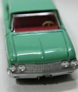 Dinky Toys 148 Ford Fairlane 1962-65 Exc original scarce red interior