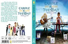 Carole & Tuesday (Chapter 1 - 24 End) ~ 2-DVD SET ~ English Subtitle ~All Region