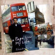 A Page From My Life - Chuckie Perez (CD, 2005, Chuckieperez) Jewel Case