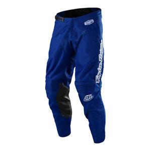 Troy Lee Designs Moto GP Pants Mono Royal Blue Mens All Sizes