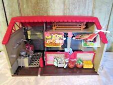 "LORI 6"" Mini Doll Horse Haven Barn Stables Set w accessories NEW w Tag"
