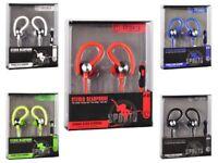 In Ear Sport Kopfhörer Ohrhörer Over Ear Stereo Bass für Huawei Mate 20 & LITE