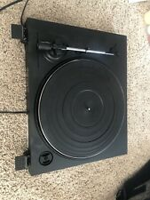 New listing Fisher Studio-Standard Turntable Model Mt-728 Record Player with manual!