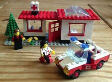 Vintage Lego Town Paramedic Unit 6364