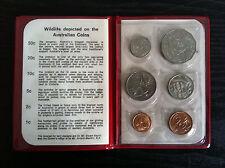 1971 UNC RAM SOUVENIR 6 COIN MINT SET