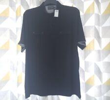 Black label black XL Polo Shirt Jacamo Double Pocket Front Shirt