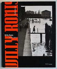 WILLY RONIS 70 ANS DE DECLICS PARIS MUSEE 1996 RETROSPECTIVE MENILMONTANT GORDES