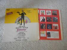 ORIGINAL CAST RECORDING OF JIMMY-RCA-LSO-1162 EXCELLENT