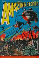 Amazing Stories Vintage Pulp Magazines on 5 DVD-Roms 427 issues with software