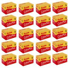 20 Rolls Kodak ColorPlus Color Plus 200 35mm 135-36 Negative Film Fresh 04/2019