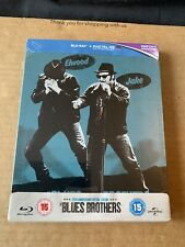 The Blues Brothers 35th Anniversary Blu ray UK Steelbook NEW & SEALED