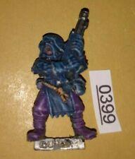Cawdor Ganger with Lasgun for Necromunda Underhive METAL 1995 Games Workshop