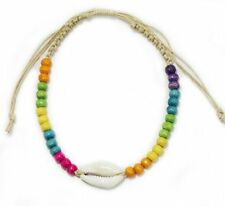 Handmade Wooden Fashion Anklets
