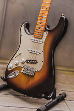 Left handed handmade Stratocaster Sunburst vintage style David Gilmour pickup