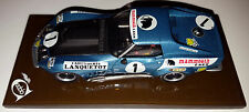 Remember 1/43 Chevrolet Corvette Stingray 1971 Le Mans Aubriet Rouget Hand-built