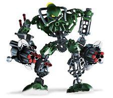 Lego 8910 Bionicle Mahri Nui Toa Kongu robot complet de 2007- N22