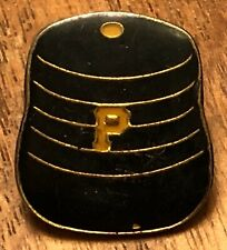 Vintage Pittsburgh Pirates MLB Baseball Ball Cap Lapel Hat Pin ~ Pennsylvania~PA