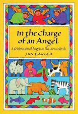 IN THE CHARGE OF AN ANGEL by Jan Barger NEW MINI HARDCOVER BOOK in Aust 3