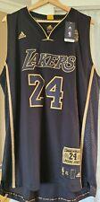 KOBE BRYANT Lakers SNAKESKIN Swingman JERSEY Limited Edition 824 Made Sz-XL.