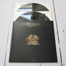 QUEEN Greatest Hits II UK First Pressing 1991 Double Vinyl 2 x LP Album PMTV2