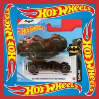Hot Wheels 2021  BATMAN ARKHAM KNIGHT BATMOBILE   8/250   NEU&OVP