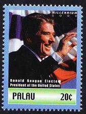 Palau MNH, Ronald Reagan, USA President, Radio, film & television actor  -L5