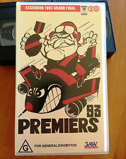 ESSENDON 1993 PREMIERS - ESSENDON vs CARLTON 1993 GRAND FINAL - VHS