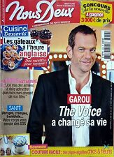 Mag 2012: GAROU_STEPHANIE FUGAIN_ANDRE RIEU