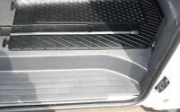 original Mercedes Benz Fuss Fuß Gummi matte Vito Viano 639  MOPF 1. Reihe hinten