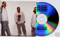 MANIC STREET PREACHERS The Love Of Richard Nixon 2004 UK 1-track promo test CD