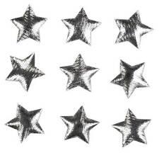 Soft Stern ca 25 Stück Sterne 30 mm Streudekoration SILBER
