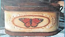 MONARCH Butterfly Planter by Linda Lock PAINTING PATTERN PACK