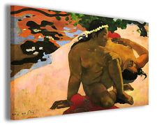 Quadri famosi Paul Gauguin vol V Stampa su tela arredo moderno arte design