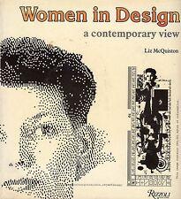Women in Design: A Contemporary View, by Liz McQuiston (1988)