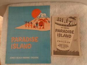 Vintage 1950s Guy Lombardo Paradise Island Hawaii Musical Programs