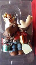 2005 Mooster Fix-it Hallmark Ornament Mr Handyman Dad Construction Worker