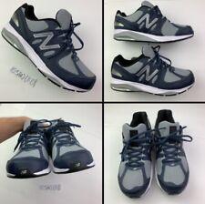 New Balance USA Gray/Blue M1540NV2 (size 10.5 6E) 1540v2 shoes EUC.  |. U1-10