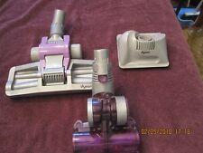 Dyson DC07 DC14 DC17 Zorb Animal Vacuum Brush head Bundle Bare Floor & Turbine