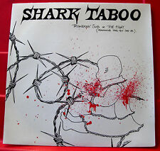 "Shark Taboo Troineann Siad(Fight) 7""PC UK ORIG 1984 Lambs To The Slaughter VINYL"