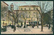 Ancona Città SCOLLATA cartolina QQ0994
