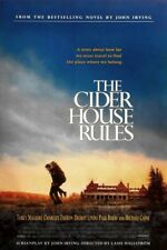 THE CIDER HOUSE RULES MOVIE POSTER 1 Sided ORIGINAL 27x40 TOBEY MAGUIRE