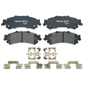 Rr Semi Metallic Brake Pads  Perfect Stop  PS792BM