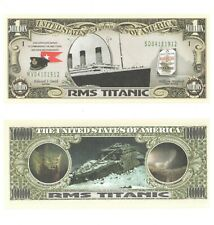 1 milion RMS Titanic Collection (replica /photocopied copy of the banknote).USA