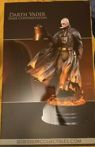 Star Wars Mythos Darth Vader Dark Contemplation Statue Sideshow