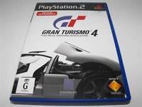 Gran Turismo 4 PS2 PAL *Complete*